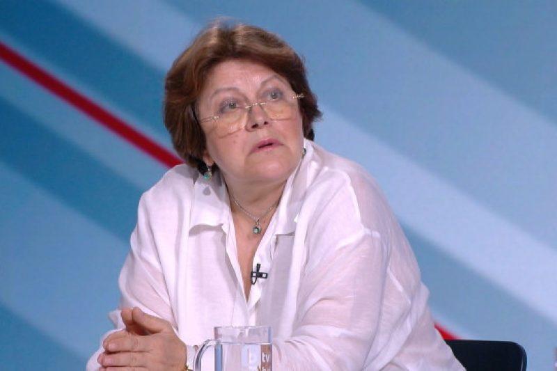 Татяна Дончева: До вчера не знаех, че 500К значи 500 000. Това са термини на младото поколение, аз съм на 60