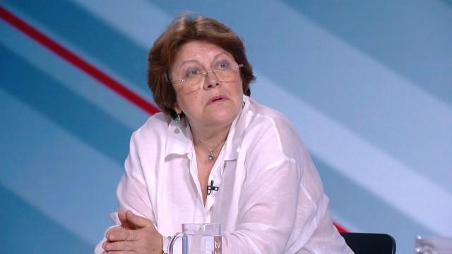 You are currently viewing Татяна Дончева: До вчера не знаех, че 500К значи 500 000. Това са термини на младото поколение, аз съм на 60