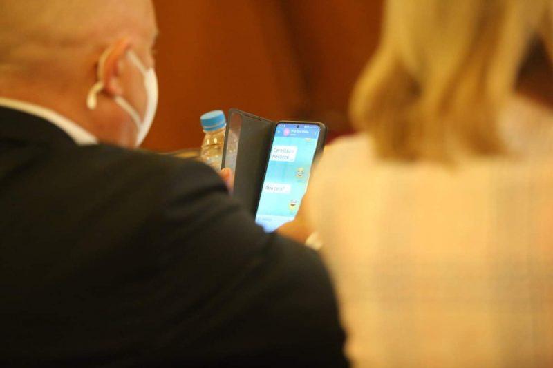 PR-ът на Борисов за чатовете с Гешев: Не крия, че го познавам, имам телефоните на много политици