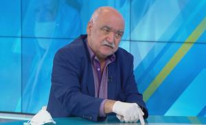 Read more about the article Проф. Камен Плочев: Новият вариант Мю протича тежко и заобикаля ваксините