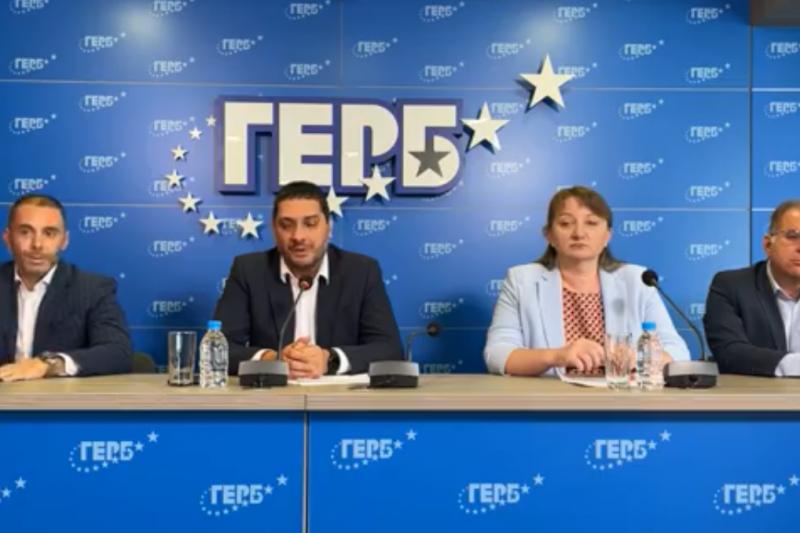 ГЕРБ обвиниха шефа на НАП в данъчни измами, а екс-финансовия министър – в тяхното прикриване