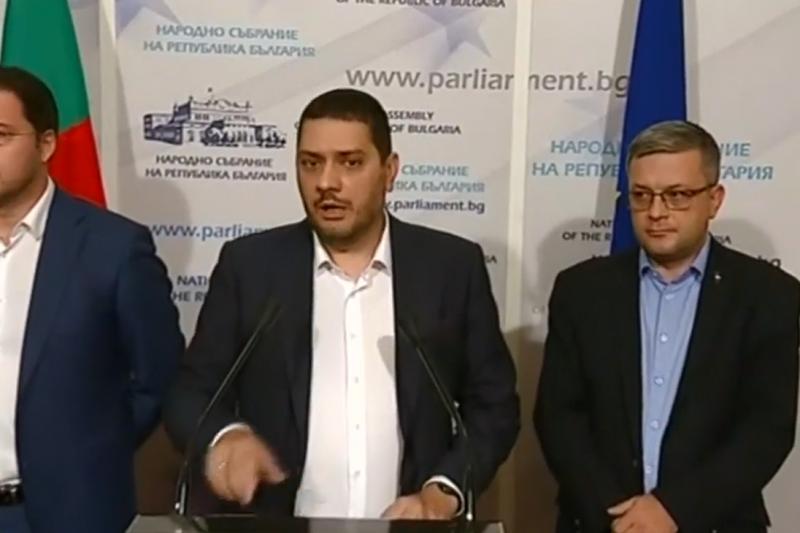 ГЕРБ обвързаха Румен Радев с прикриване на убийство