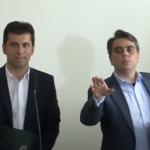 Кирил Петков, Асен Василев, политиката, партия, политически проект, неделя