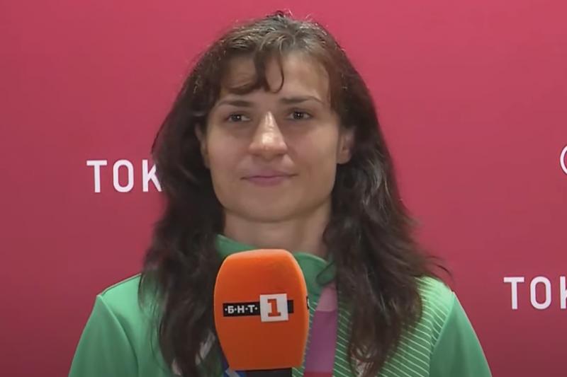 Стойка Кръстева сложи край на състезателната си кариера