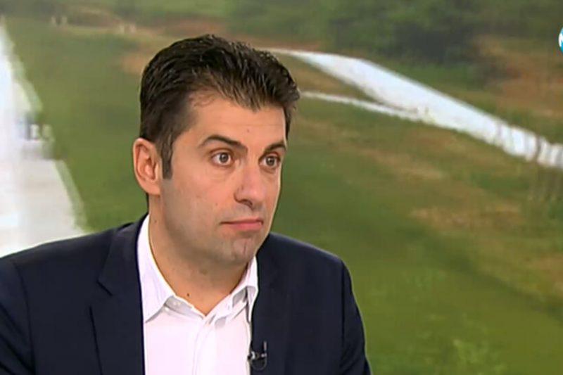 Кирил Петков: Бих поел отговорност да съм премиер
