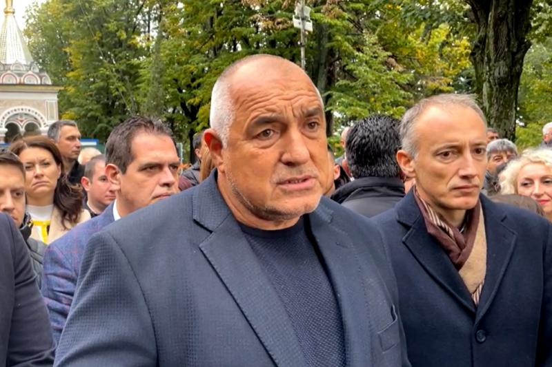 Борисов обеща на ДБ гласове за регистрацията в Стара Загора