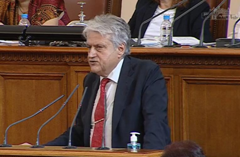 Рашков дава още днес доказателства за подслушването на политици (НА ЖИВО)